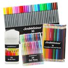 Scribblicious Colouring Collection Bundle image number 1