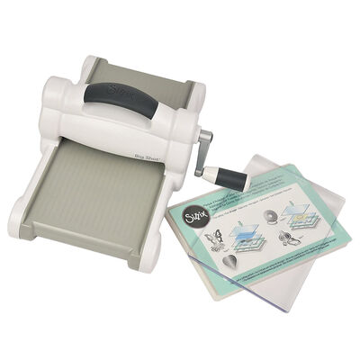 Sizzix Big Shot Manual Die Cutting and Embossing Machine image number 2