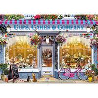 Cake Shop 1000 Piece Jigsaw Puzzle