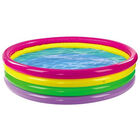 Rainbow Ring Paddling Pool image number 1