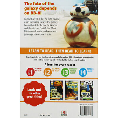 Star Wars: The Adventures of BB-8 image number 3