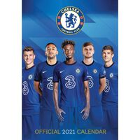The Official Chelsea 2021 Calendar