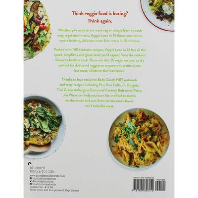 Joe Wicks: Veggie Lean in 15 image number 4