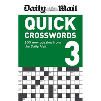 Daily Mail Quick Crossword 3