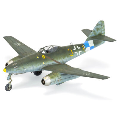 Airfix 1-72 Messerschmitt Me262A-1A Model Kit image number 2