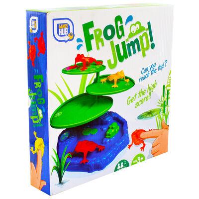 Frog Jump Game image number 1