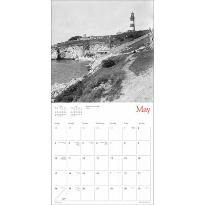 Plymouth Heritage 2020 Wall Calendar image number 2