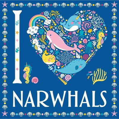 I Heart Narwhals image number 1