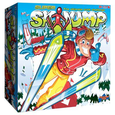 Super Ski Jump Game image number 1