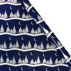 Assorted Navy Christmas Themed Roll Gift Wrap - 5m image number 3