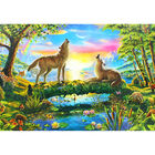 Lupine Nature 500 Piece Jigsaw Puzzle image number 4
