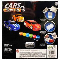 Grafix Car Plaster Set