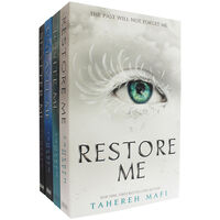Shatter Me Series - 4 Book Collection