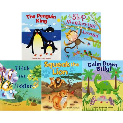Animal Parade: 10 Kids Picture Books Bundle image number 2