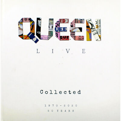 Queen Live: Collected image number 1