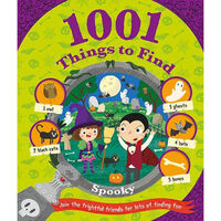 1001 Things to Find: Spooky