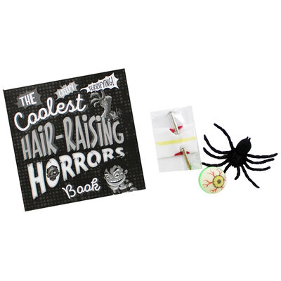 The Coolest Hair-Raising Horrors Book & Prank Kit image number 2