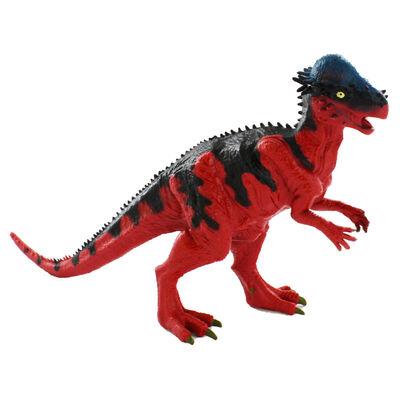 9 Inch Pachycephalosaurus Dinosaur Figurine image number 1