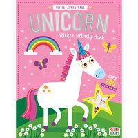 Little Adventures Unicorn Sticker Activity Book