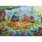 The Wind in the Willows 100 Piece Jigsaw Puzzle and Book Set image number 4