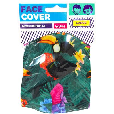 Toucan Reusable Face Covering image number 1