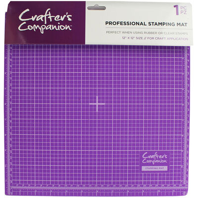 Crafter's Companion Professional Stamping Mat image number 1