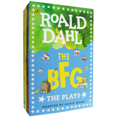 Roald Dahl The Plays: 7 Book Collection image number 1