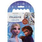 Disney Frozen 2 Carry Along Colouring Set image number 1
