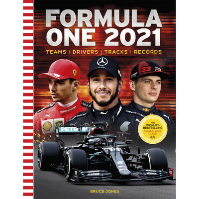 Formula One 2021: The World's Bestselling Grand Prix Handbook image number 1