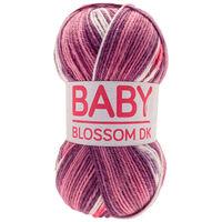 Hayfield Blossom DK: Pretty Pansy Yarn 100g