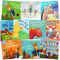 Special Stories: 10 Kids Picture Books Bundle