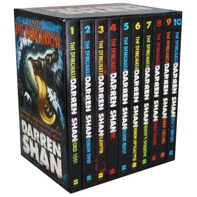 Enter the Demonata: 10 Book Box Set image number 1