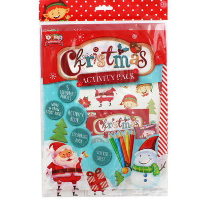 Christmas Activity Pack image number 1