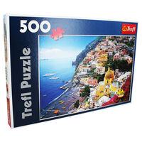 Trefl Positano 500 Piece Jigsaw Puzzle