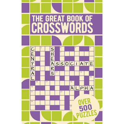 The Great Book of Crosswords image number 1
