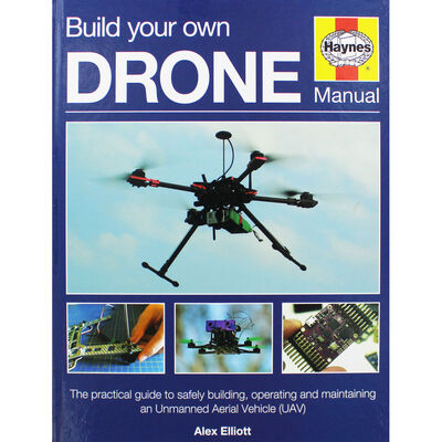 Haynes Build Your Own Drone image number 1