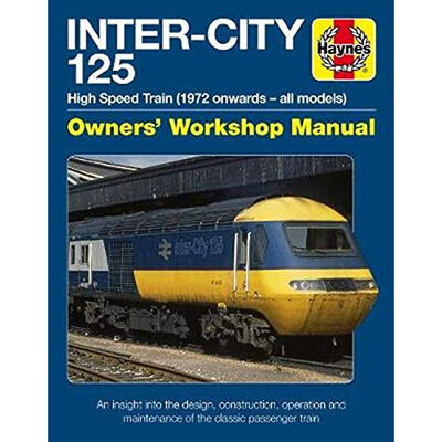 Haynes Inter-City 125 Manual image number 1