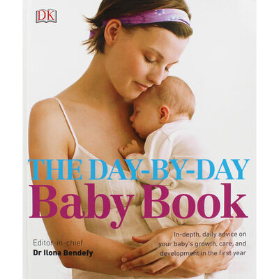 The Day-By-Day Baby Book image number 1