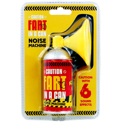 Fart In A Can Noise Machine image number 1