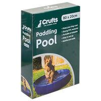 Crufts Dog Paddling Pool: Small