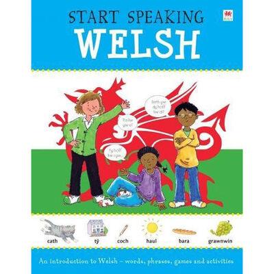 Start Speaking Welsh image number 1