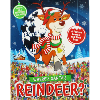 Where's Santas Reindeer? image number 1