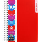 NU A4 Bright Study Book - Assorted image number 1