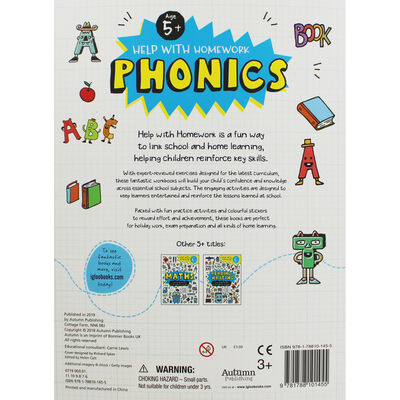 Phonics: Help with Homework image number 2