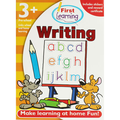 First Learning Workbooks: Writing image number 1