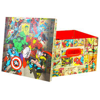 Marvel Comic Collapsible Storage Box