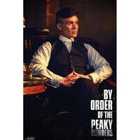 Peaky Blinders By Order Wall Poster