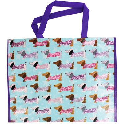 Shopping Dog Giant Reusable Shopping Bag image number 1