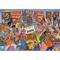 Wasgij Mystery 19: Bingo Blunder! 1000 Piece Jigsaw Puzzle