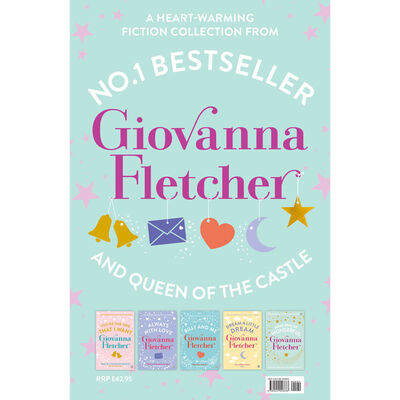 Giovanna Fletcher: 5 Book Box Set image number 2